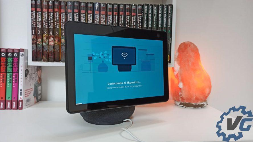 Amazon Echo Show 10 - Installation