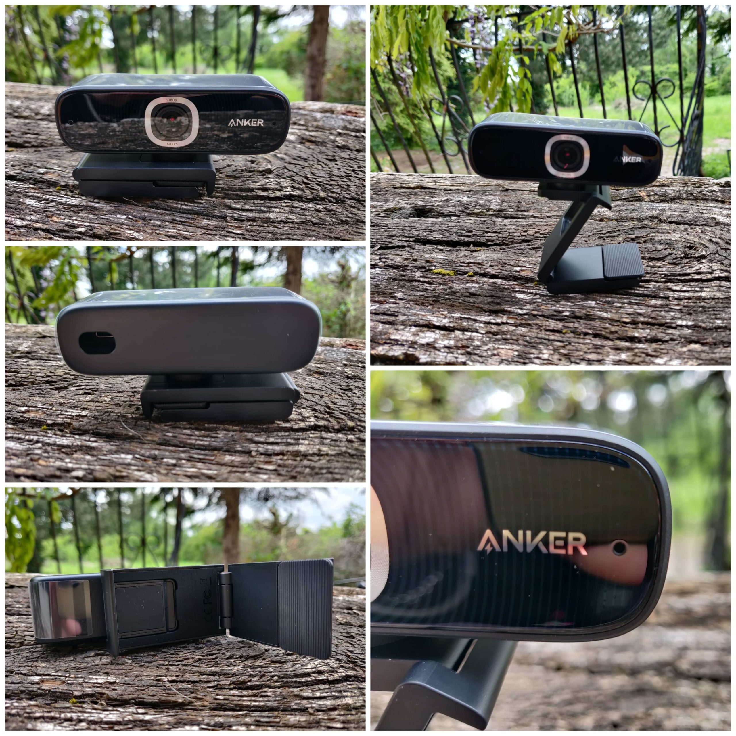Anker C300 différents angles