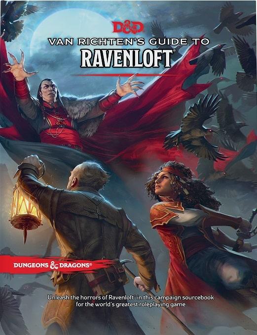 Dungeons & Dragons : Van Richten's Guide to Ravenloft
