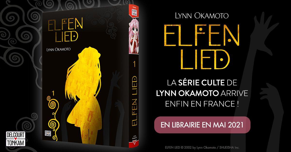 Elfen Lied arrive le 19 mai en France