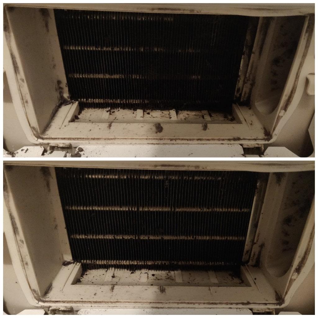 Filtre intérieur sèche linge