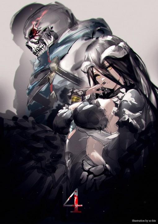 Overlord saison 4