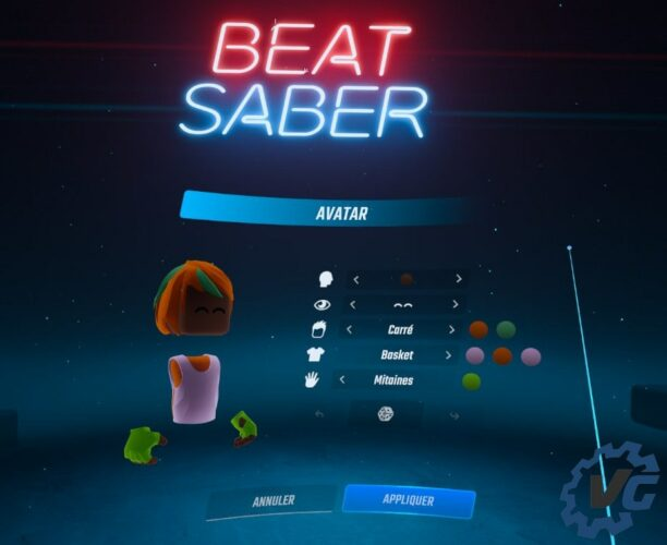 Beat Saber X Interscope « Mixtape Music Pack » - Avatar