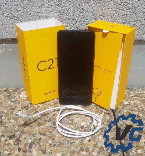 Test Realme C21 - Présentation