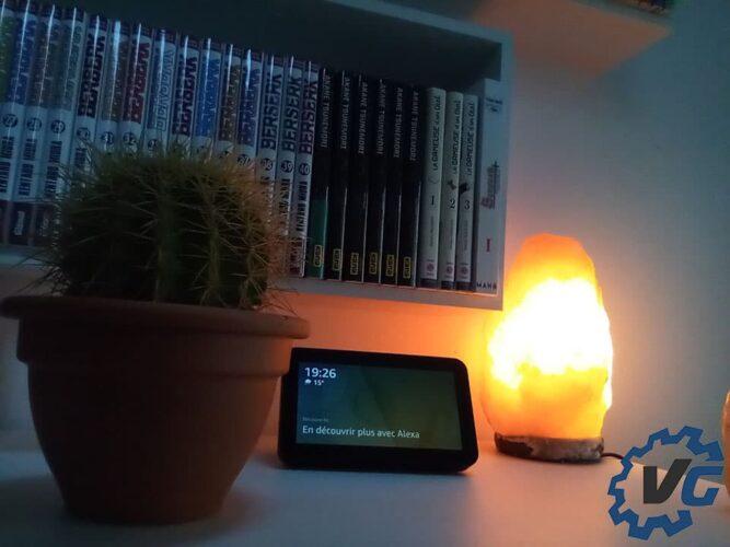 Amazon Fire HD 10 - Essai caméra