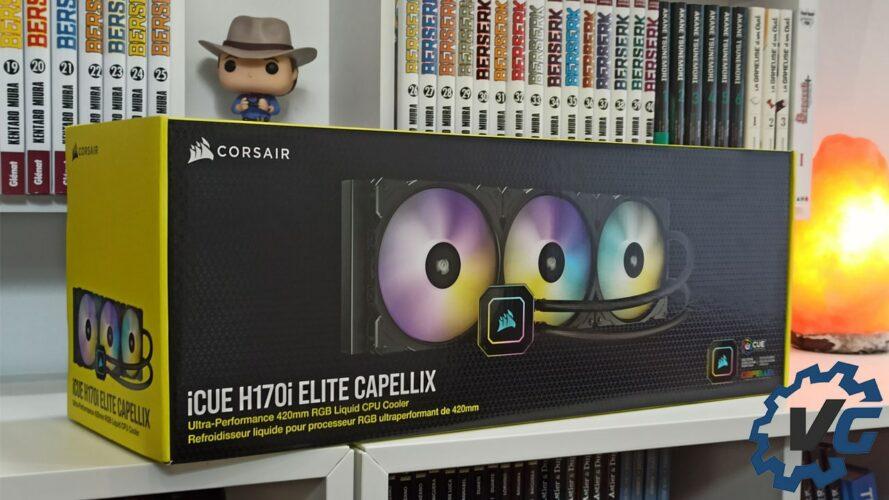 Corsair iCUE H170i Elite Capellix