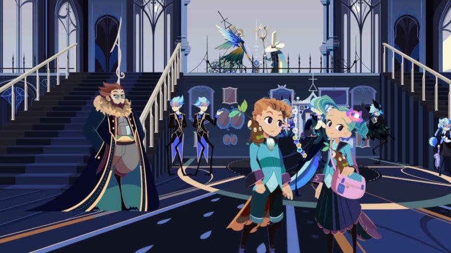 Présentation Gameplay Cris Tales - Direction Artistique 2