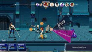 Présentation Gameplay Cris Tales - Combat 2
