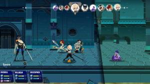 Présentation Gameplay Cris Tales - Combat 1