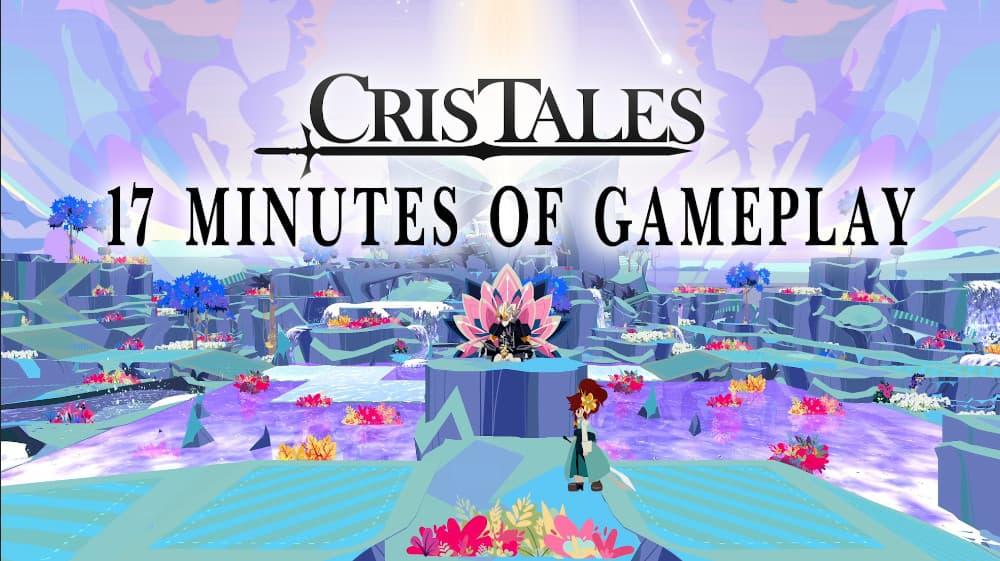 Présentation Gameplay Cris Tales - Image de fond