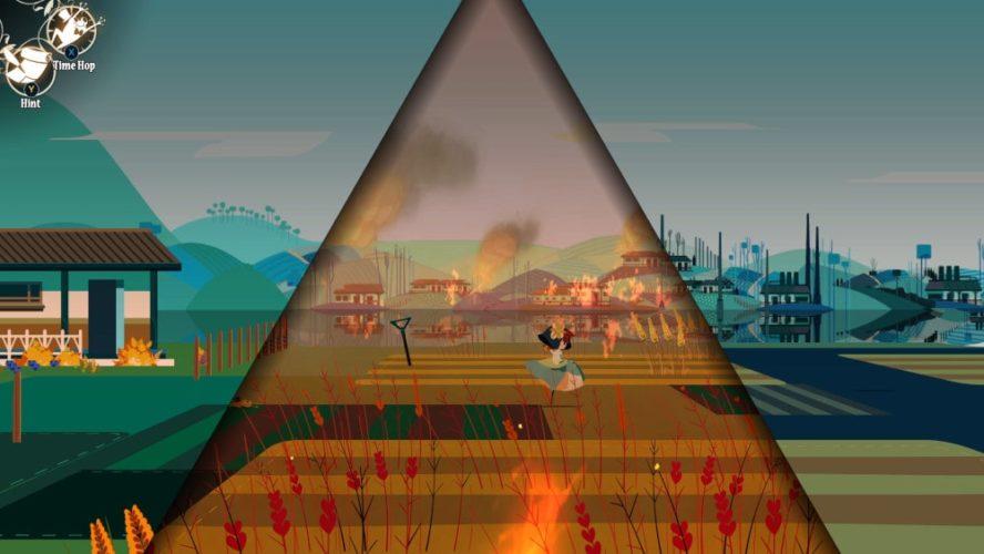 Présentation Gameplay Cris Tales - gestion du Temps