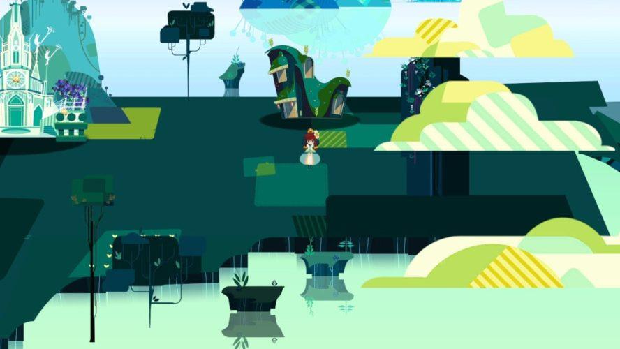 Présentation Gameplay Cris Tales - World Map