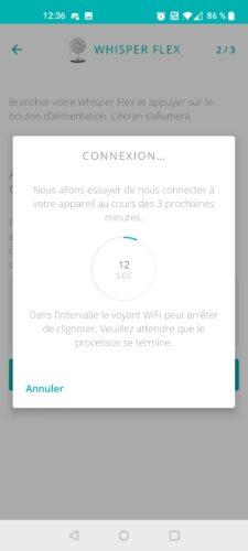 Duux App appareillage 2