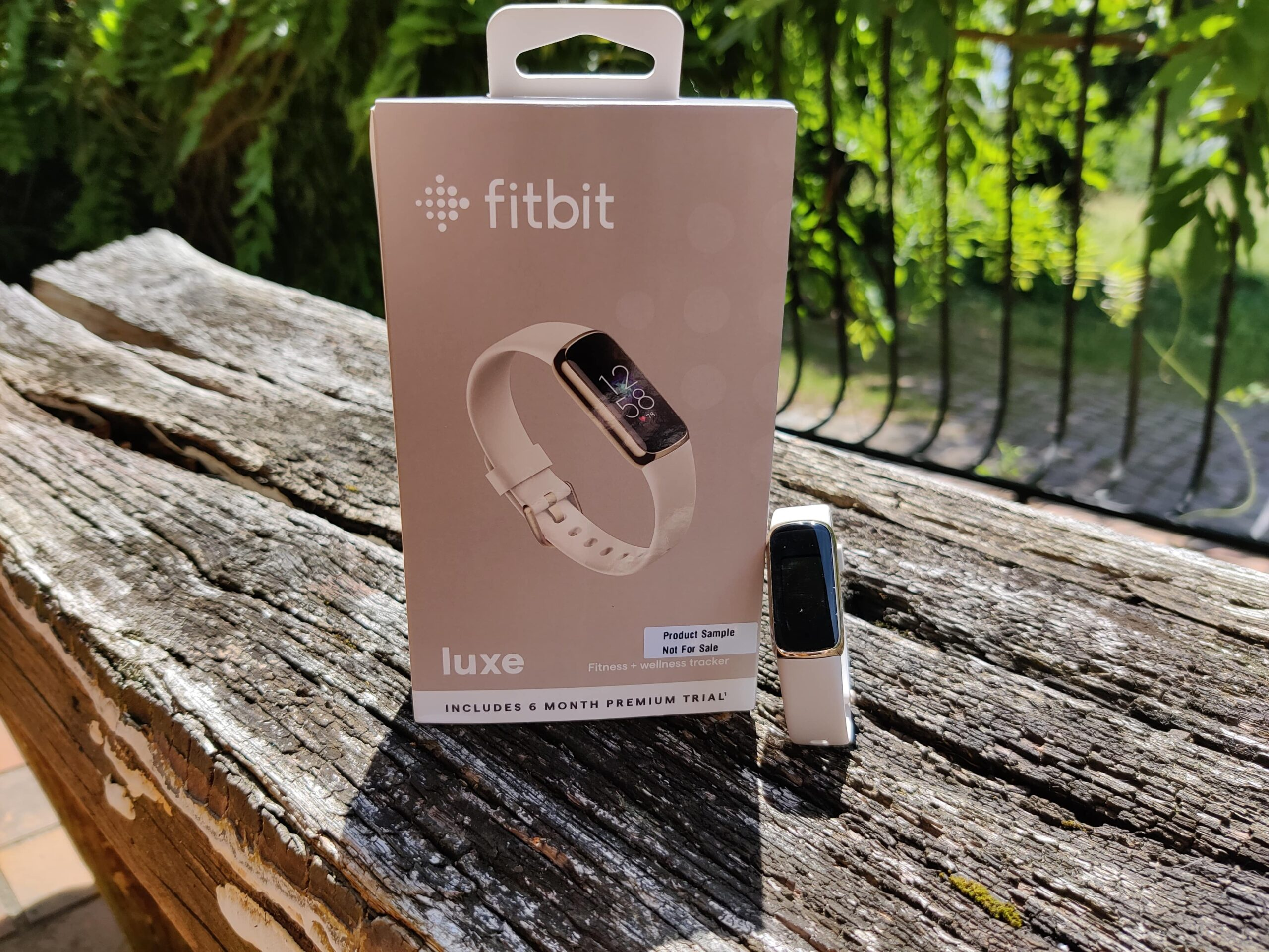 Fitbit Luxe couverture