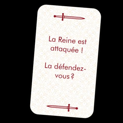 For the Story - Pour la Reine