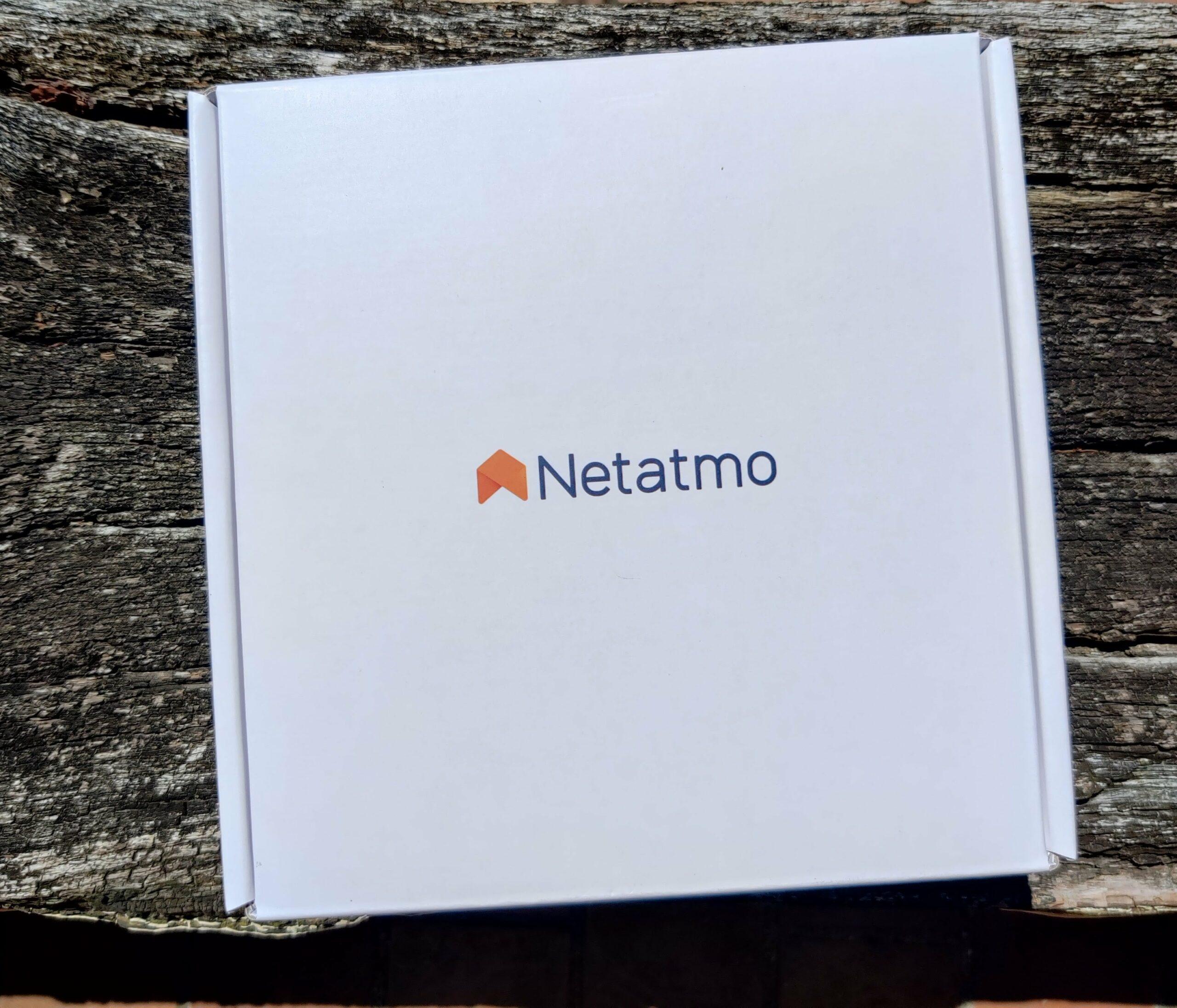 Netatmo capteurs ouverture