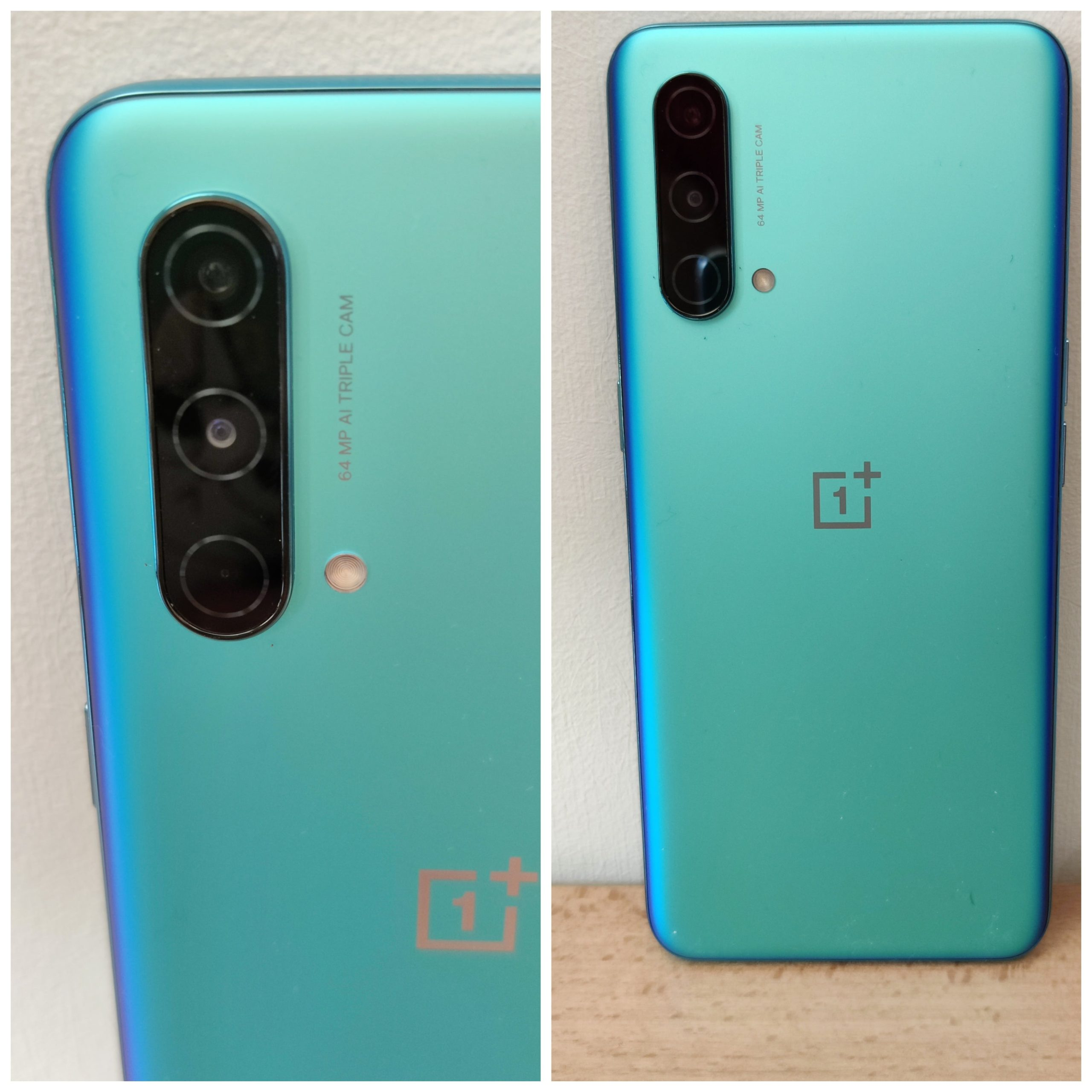 OnePlus Nord CE 5G arrières