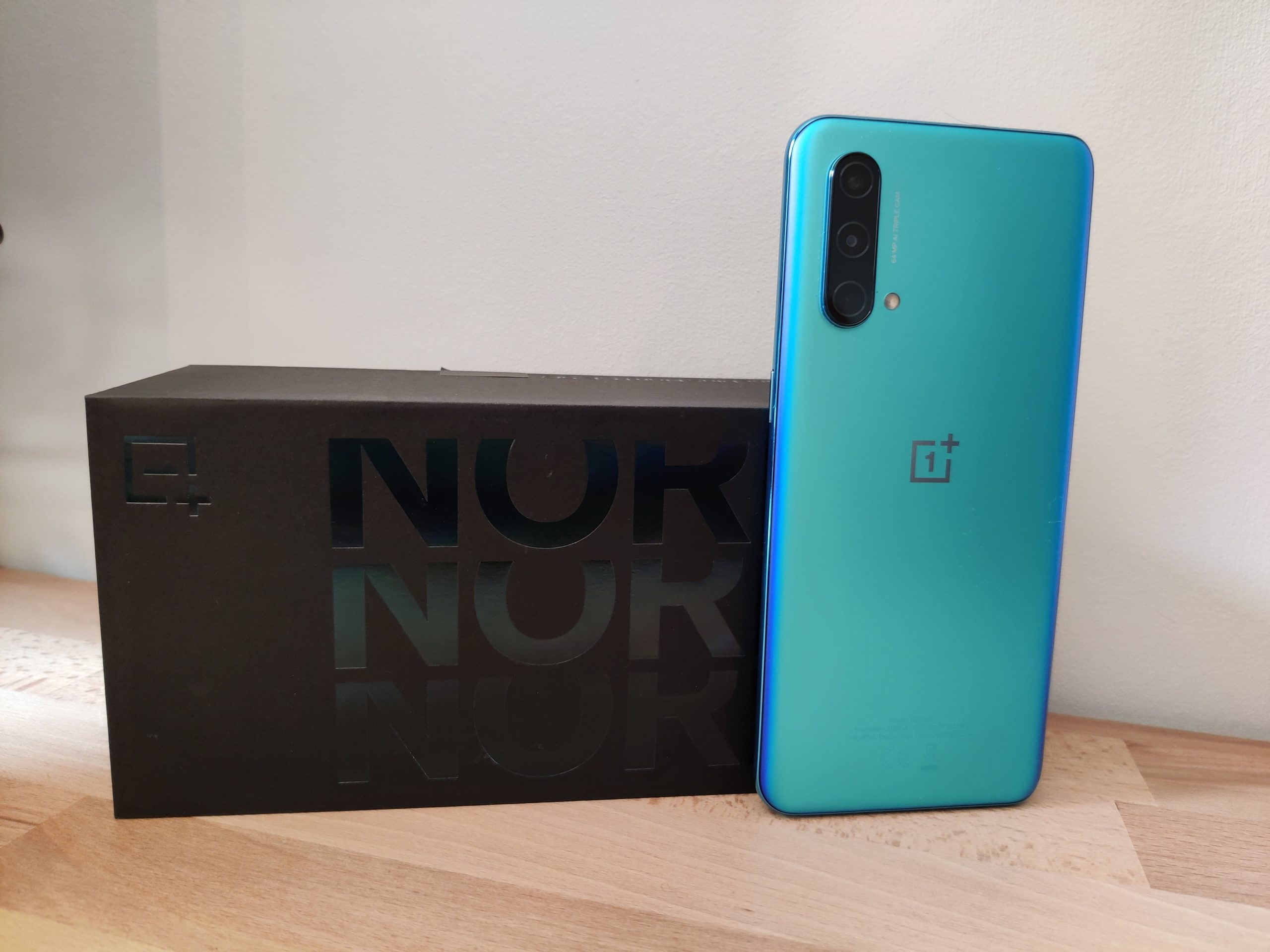 OnePlus Nord CE 5G couverture