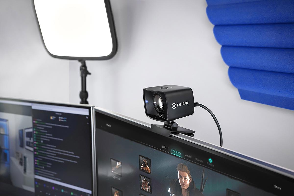 La webcam Elgato Facecam