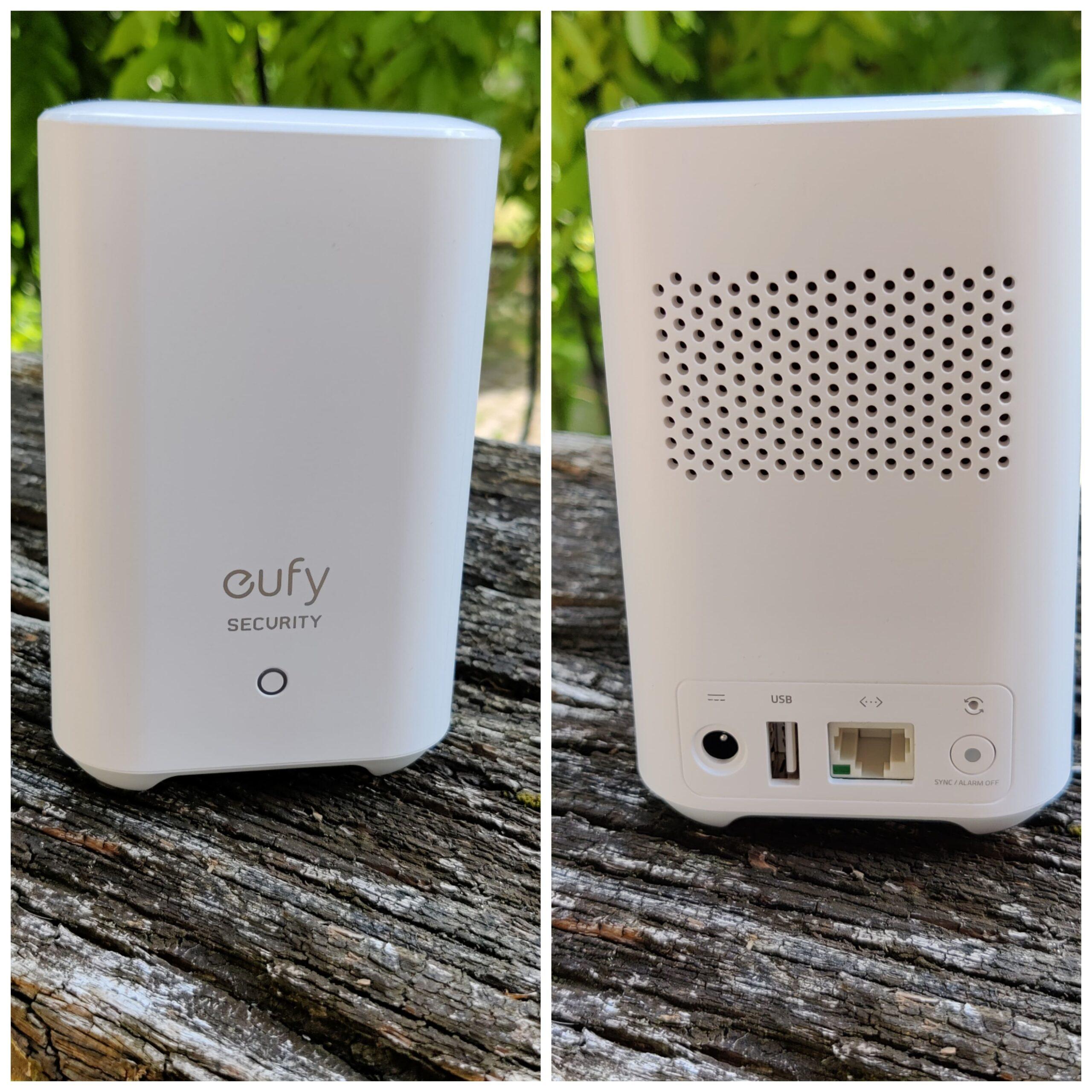 Eufy Security Kit alarme homebase