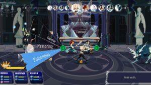 Test Cris Tales - Combat 3