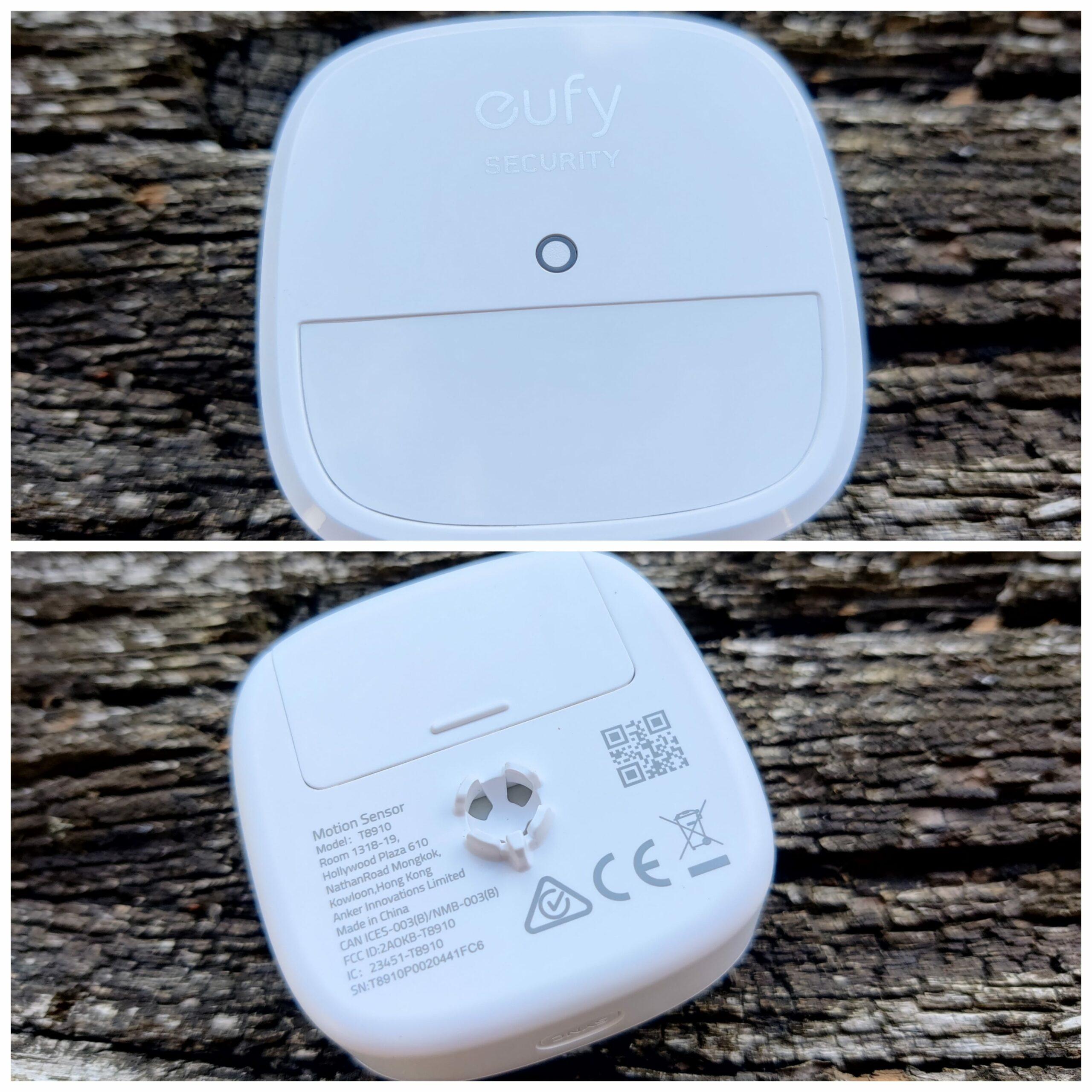 Eufy Security Kit alarme motion sensor