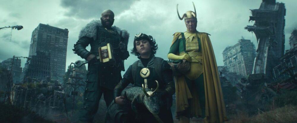 Loki variations