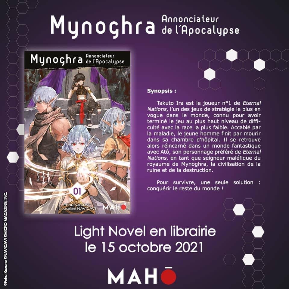 Mynoghra : Annonciateur de l'apocalypse