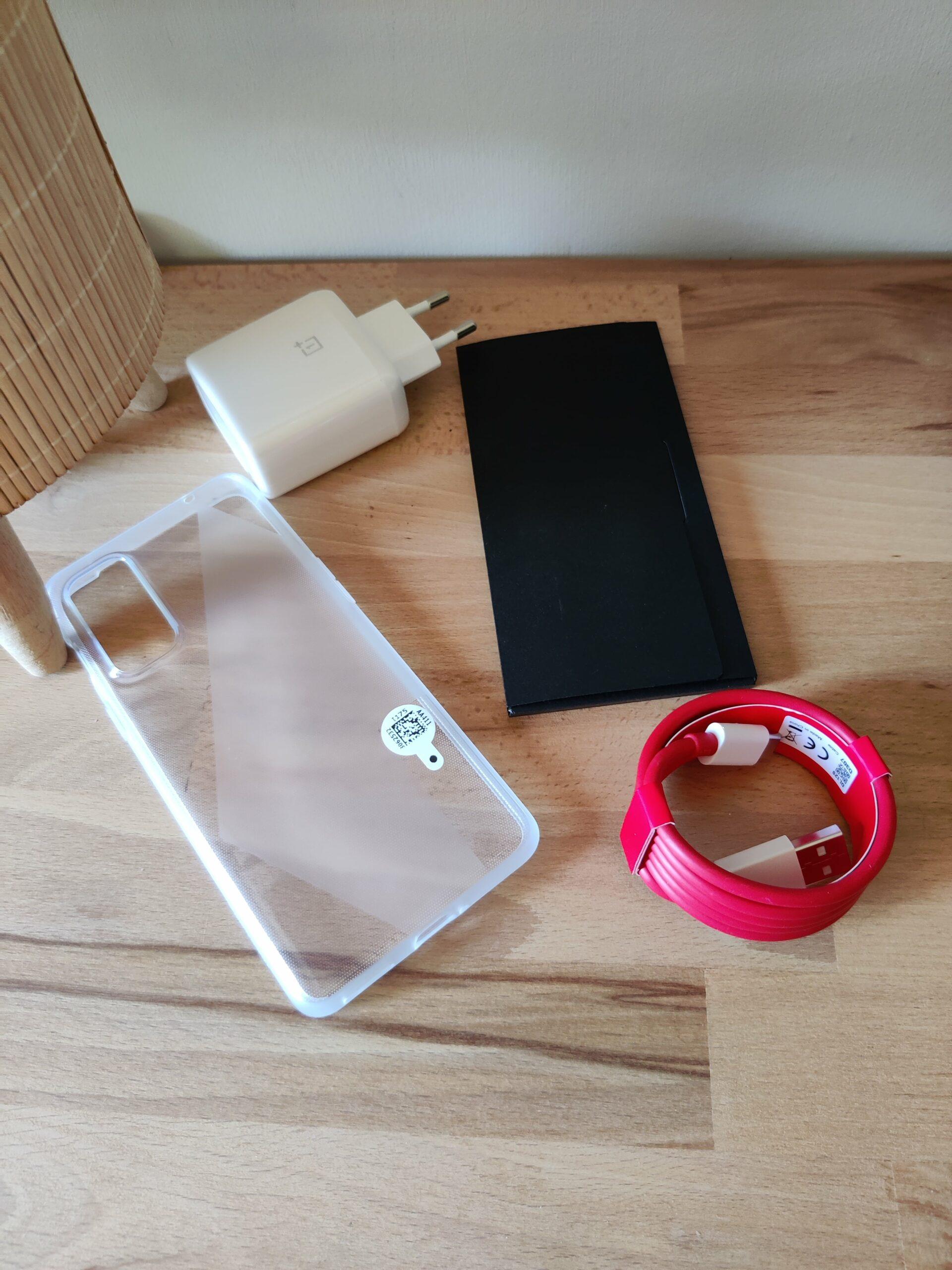 OnePlus Nord 2 contenu
