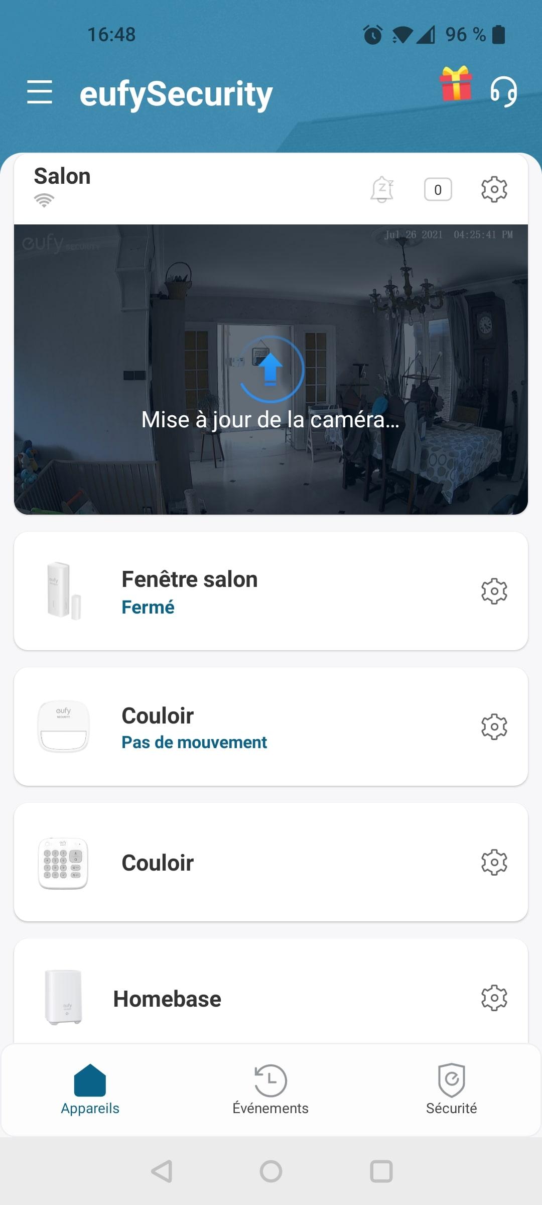 Screen App 8