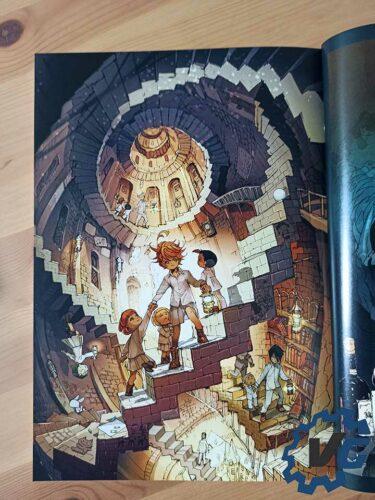 Artbook The Promised Neverland