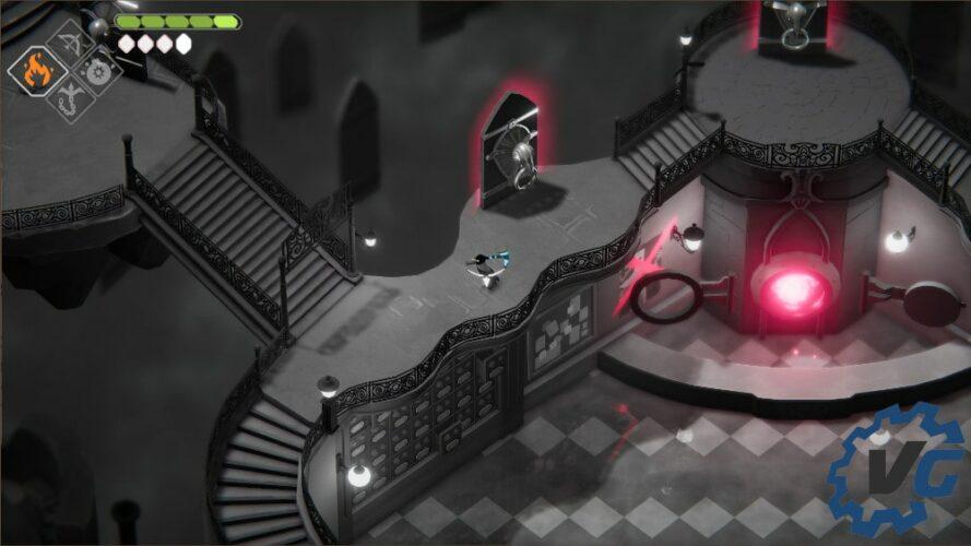 Test Death's Door - Portes