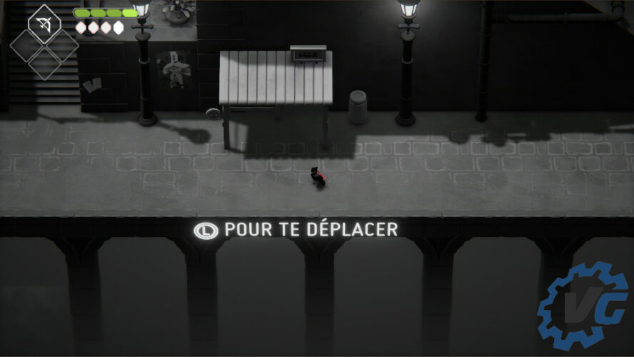 Test Death's Door - Tutoriel