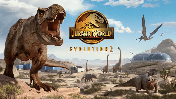 Jurassic Wolrd Evolution 2