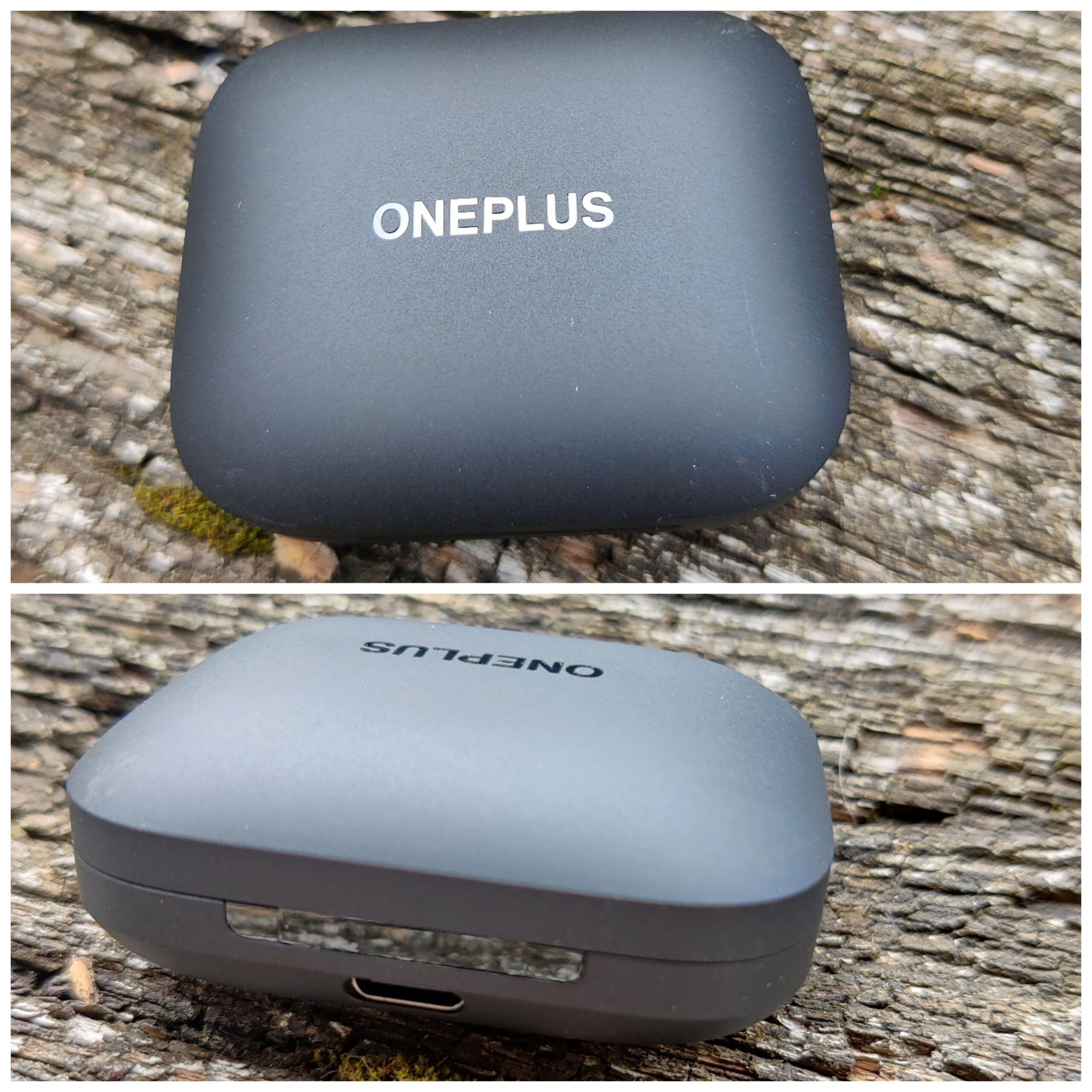 OnePlus Buds Pro boîte différents angles