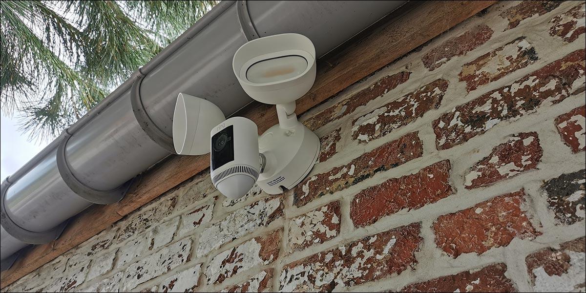 Installation Floodlight Cam Wired Pro