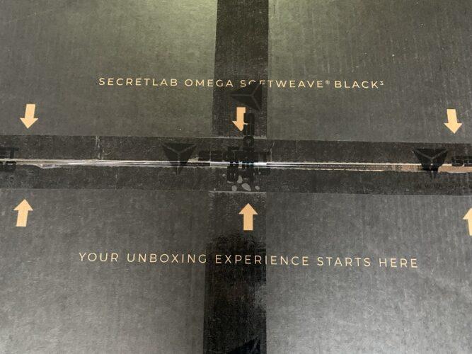 Secretlabs Omega Series 2020