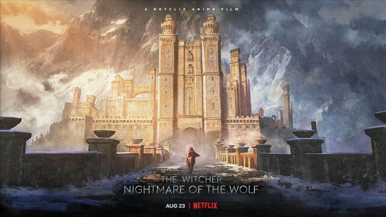 The Witcher - Le Cauchemar du Loup