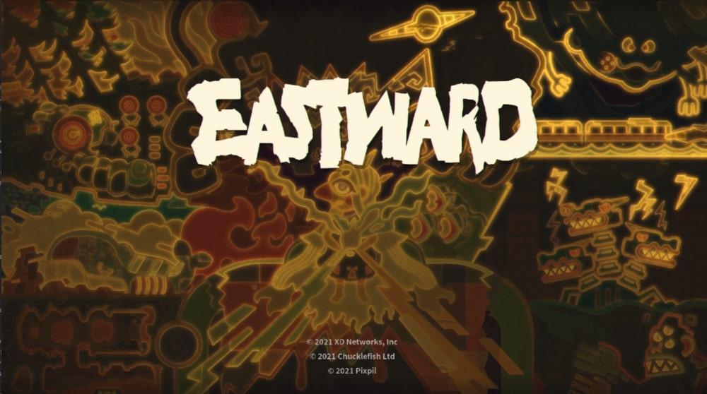 Test Eastward - une