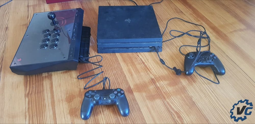 Test Ego Arcade Stick Madcatz - Playstation