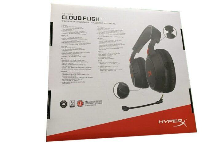 HyperX Cloud Flight Wireless