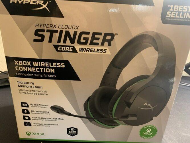 CloudX Stinger Core