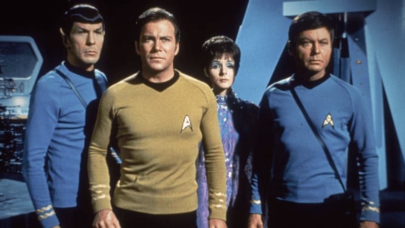 Capitaine Kirk