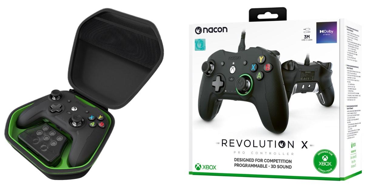 Nacon Revolution X