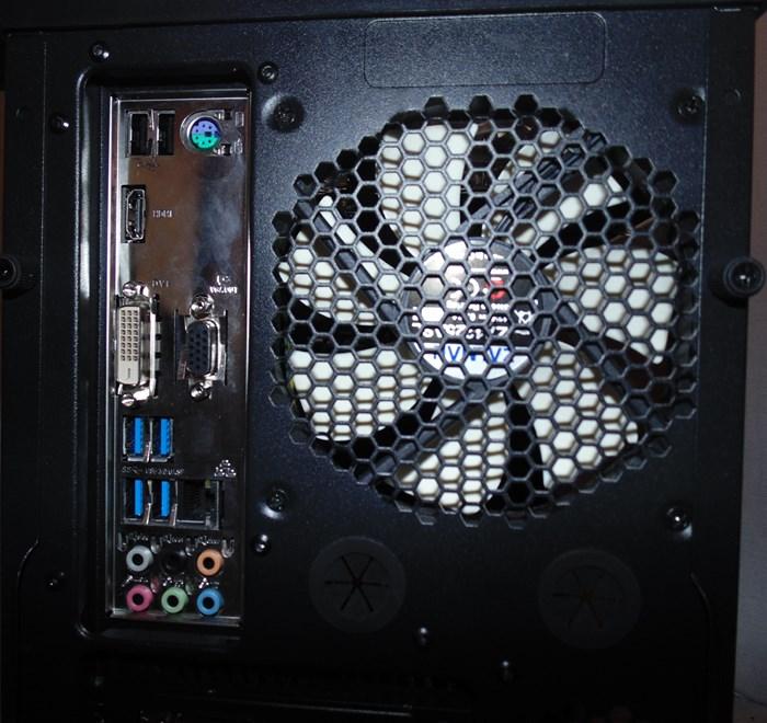 Zalman Z11 Plus 120mm Exhaust Fan