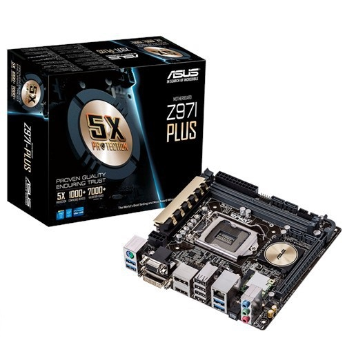 ASUS Z97 mini ITX